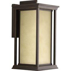 Endcott 1 Light Outdoor Wall Lantern