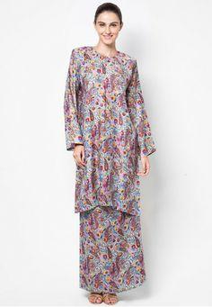 Zara Laila Baju Kurung Pahang