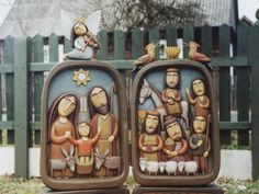 Little Christmas, All Things Christmas, Christmas Holidays, Christmas Nativity Scene, Christmas Ornaments, Nativity Sets, Silent Night Holy Night, Christian Christmas, Religious Art