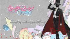"""Tuxedo Mask Titles Cards — erisol-ediciones """"★""""。*。"""