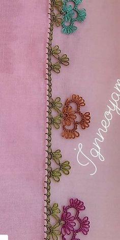 Needle Tatting, Needle Lace, Thread Art, Needle And Thread, Filet Crochet, Knit Crochet, Crochet Organizer, Knitted Shawls, Baby Knitting Patterns