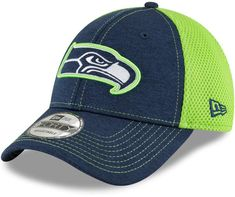 35e53cf59 New Era Adult Seattle Seahawks 9FORTY Surge Stitcher Adjustable Cap
