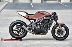 Triumph Speed Triple Walzwerk Speedy