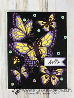 Negative of Butterfly Beauty for 3 tone - Frenchie Stamps Butterfly Quilt, Butterfly Crafts, Butterfly Mobile, Leaf Template, Owl Templates, Crown Template, Applique Templates, Flower Template, Applique Patterns