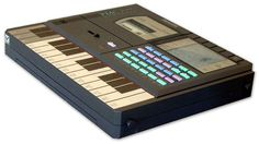 Philips PMC 100 | No midi no cv gate , cool built in sequencer thin digital sound
