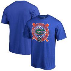 a9fa374c Florida Gators Fanatics Branded 2017 NCAA Men's Baseball College World  Series Bound T-Shirt -