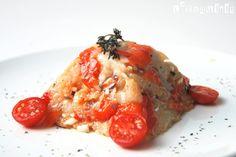 Ensalada de bacalao y pimientos | L'Exquisit