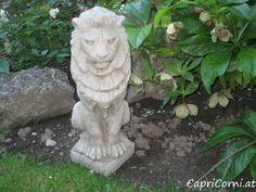 Steinlöwe Antiksteinguss (winterfest) Garden Sculpture, Outdoor Decor, Home Decor, Stone Sculpture, Winter Festival, Sculptures, Stones, Decoration Home, Room Decor