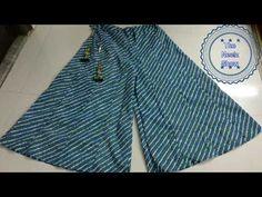 New Dress Pattern Easy Kids Ideas Sewing Pants, Sewing Clothes, Diy Clothes, Clothes For Women, New Dress Pattern, Pants Pattern, Fashion Sewing, Diy Fashion, Fashion Pants