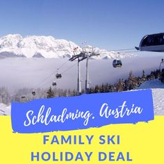 Save Money With Last Minute Travel Package Deals Family Vacation Spots, Ski Vacation, Family Vacation Destinations, European Vacation, Vacation Deals, Family Travel, Vacations, Family Ski Holidays, Family Holiday