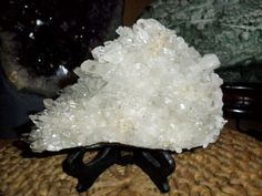 Beautiful Perfect Crystal Cluster