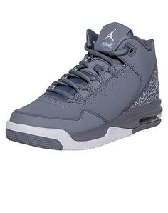#FashionVault #jordan #Boys #Footwear - Check this : JORDAN BOYS Grey Footwear / Sneakers for $52.99 USD