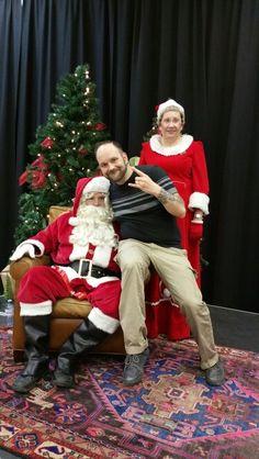 Keith Kennedy / Santa 2015  Merry Christmas Tribal Expression  #tribalexpression #tribalcalgary #tribalyyc Tribal Expression, Christmas Sweaters, Merry Christmas, Santa, Pictures, Shopping, Fashion, Merry Little Christmas, Photos