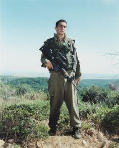 Rineke Dijkstra, Israeli soldiers, 1998-2000