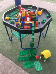 Jack and the beanstalk eyfs nursery small world