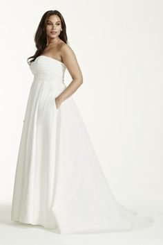 Tea length tea length wedding dress and tea length for How to clean your own wedding dress