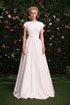 Платье «Элеонора» белое — 27 990 рублей