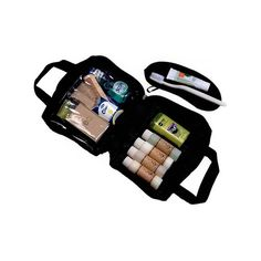 Men's Eco Friendly Travel Kit $24.50  Eco friendly travel kit with personal care products come in a black nylon zipper travel case which holds an ssortment of travel amenities. Products includes: 1oz. body lotion, 1oz. shampoo, 1oz. conditioner and body wash in biodegradable bottles and caps. Also included is dial deodorant, earplugs, biodegradable toothbrush, wooden combs. Scope mouthwash, razor, black sleep shade, toothpaste, green tea packet, 2oa. natural soap b... Travel Bottles, Spa Gifts, Mouthwash, Travel Kits, Black Nylons, Body Wash, Body Lotion, Deodorant, Barber