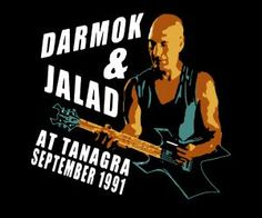 Darmok & Jalad at Tanagra. If you love Star Trek the Next Generation as much as I do, then there is no way that you wouldn't laugh at this.