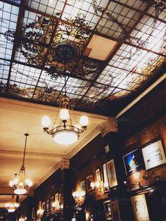 gran cafe tortoni - buenos aires by André Lui Bernardo on @creativemarket