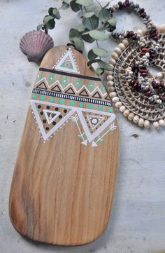 Image of 'Sea Gazer' Dremel Projects, Wood Projects, Woodworking Projects, Projects To Try, Wood Crafts, Diy And Crafts, Arts And Crafts, Serving Board, Serving Platters
