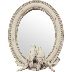 I pinned this Talia Wall Mirror from the A Country Welcome event at Joss and Main! Small Wall Mirrors, Round Wall Mirror, Mirror Set, Table Mirror, Mirror Ideas, Mirror Vanity, Wood Mirror, Round Mirrors, Joss And Main