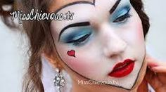 Image result for alice in wonderland face paint