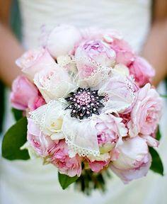 wedding bouquet. love.