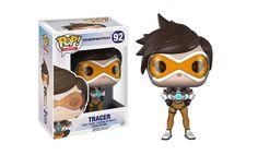 Trzeba komuś przedstawiać Tracer z gry Overwatch? Świetna figurka dosłownie idealnie przedstawiająca tą postać. #Overwatch #Funko