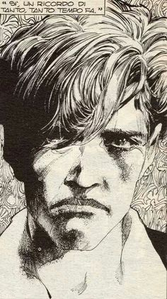 Dylan Dog by Roi