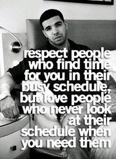 drakes words of wisdom