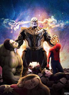 The Avengers: Infinity War - Fan Art & Manips Thread - The SuperHeroHype Forums