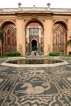 Genova: Le Strade Nuove and the system of the Palazzi dei Rolli Italy UNESCO