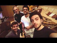 Gianluca, Ignazio & Piero * Instagram Live from Crescent Moon Studios, M...