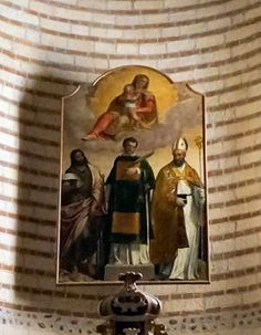 domenico brusasorci Churches of Venice :: Verona