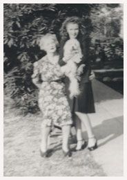 Young Norma Jeane lived with Ana Lower on Nebraska Avenue some time after leaving the orphanage in 1937.  Ana was the aunt of Norma Jeane's legal guardian Grace Goddard, who had been a close friend of her mother.    In early 1940, Ana's health was suffering and she could no longer care for Norma Jeane.  Norma Jeane went to live with Grace, her husband Doc and Doc's daughter Bebe. She attended Emerson Junior High School and graduated 9th grade in June 1941.