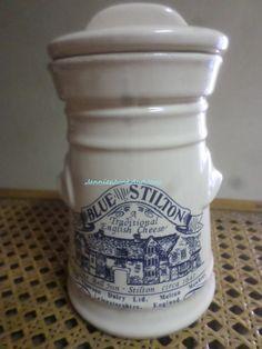 Long Clawson BLUE STILTON Pot  English  by JanniesJunkandJems, €19.50