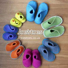 Joe's Toes - Joe's Toes Kid's Cross-over slipper kit in Herdy Wool