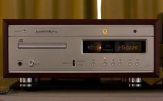 Fantastic CD Player! - Luxman D-38u