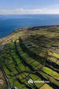 The Aran Islands: west coast beauty in County Galway, on the Wild Atlantic Way.