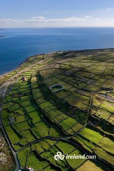 The Aran Islands: west coast beauty in County Galway, on the Wild Atlantic Way.