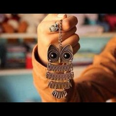 Vintage Fashion Owl Pendant Necklace on Luulla Girls Jewelry, Cute Jewelry, Jewlery, Owl Necklace, Pendant Necklace, Cute Fashion, Vintage Fashion, Classy Fashion, Hipster Fashion