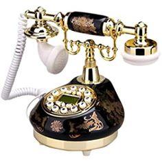Vintage Decor, Vintage Antiques, Retro Vintage, Vintage Style, Antique Phone, Vintage Appliances, Vintage Phones, Old Phone, Retro Home