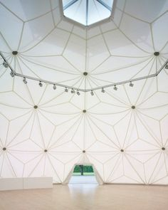 The Buckminster Fuller trademark geodesic dome gained worldwide popularity during the postwar period and is based on a tent cupola. The dome...