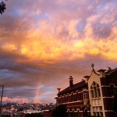 Armageddon is upon us and never looked so amazing  #Launceston #Tasmania by hammia