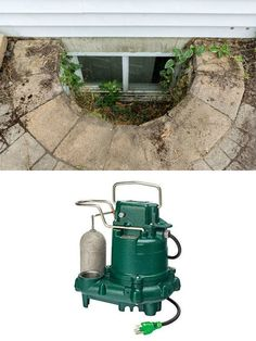 Flooding near your home's foundation can spell big trouble, especially if you have basement Backyard Drainage, Landscape Drainage, Bog Garden, Rain Garden, Garden Paths, Drainage Solutions, Water Solutions, Landscaping Retaining Walls, Home Landscaping
