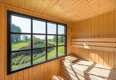 Eikenhouten gastenverblijf tuin ideeën tuin ontwerp luxury