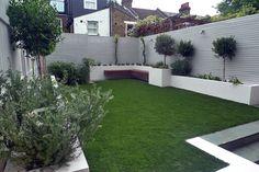 Modern Garden Design Ideas Contemporary Home Photograph Landscape Lig