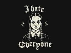 I hate Everyone designed by Tomie o. Connect with them on Dribbble; the global community for designers and creative professionals.