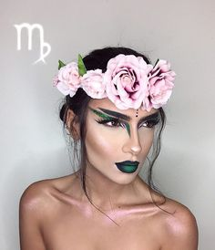 The Best Makeup Look According To Your Zodiac Sign (Apparently) | SELF